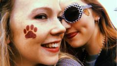 Hannah Hall and Madi Galloway get tattoos