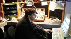 KUMD radio host and Dylanologist John Bushey