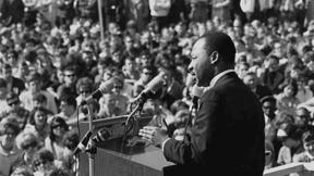 Martin Luther King, Jr. on the St. Paul Campus