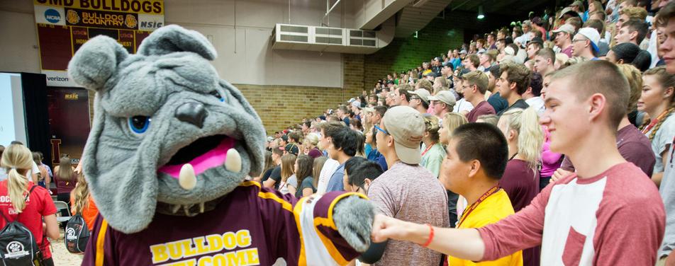 2017 Bulldog Welcome Week scramble