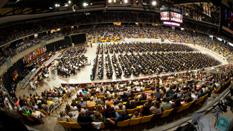 UMD's 2015 Commencement