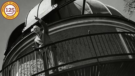 1955, Darling Observatory