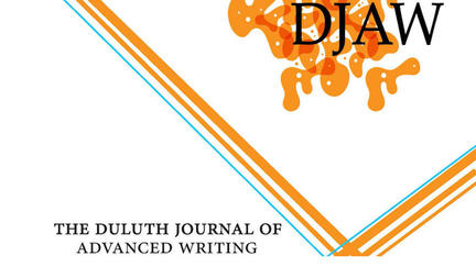 DJAW journal cover