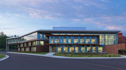 UMD's Labovitz School of Business & Economics building