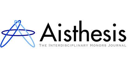 Logo for UMD journal Aisthesis