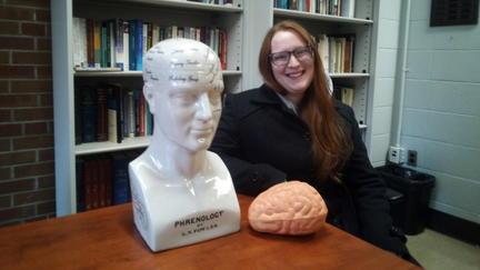 UMD Cognitive Science major Aurora Schuety