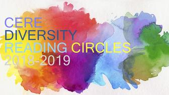 color banner - CERE Diversity Reading Circles 2018-2019
