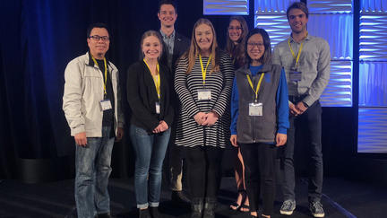 UMD students and faculty who attended BGS Global Leadership Summit