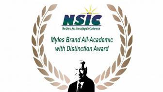 Myles Brand Award logo