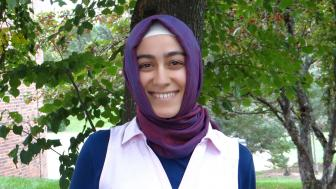 UMD graduate student Burcin Mutlu-Pakdil