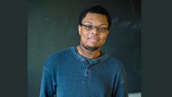 UMD student Charles McGregor