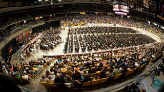 UMD Commencement 2015
