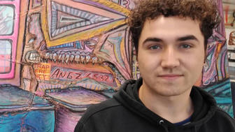 UMD student Tony Reamer