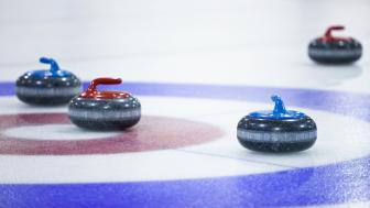 an image of curling stones