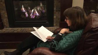 Duluth Poet Laureate Ellie Schoenfeld