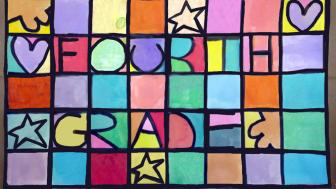 fourth grade art