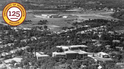 1953, UMD Campus