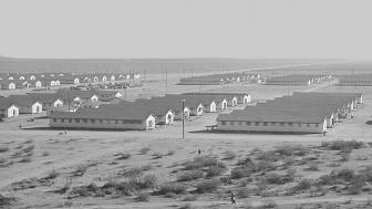 Japanese Internment camp at Gila River