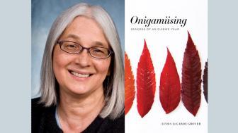 UMD Professor Linda LeGarde Grover &  Onigamiising book cover