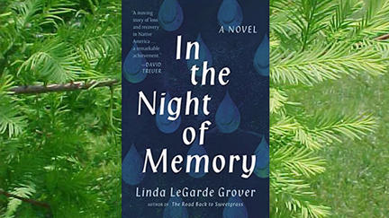 Book cover - In the Night of Memory