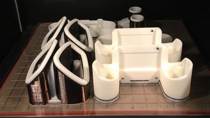 UMD NRRI parts for respirators