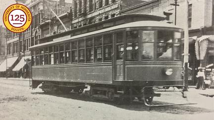 Trolley Car