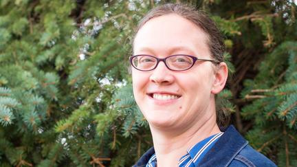 UMD Assistant Professor Jessica Hanson