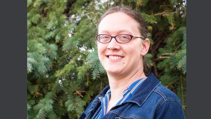 UMD Professor Jessica Hanson