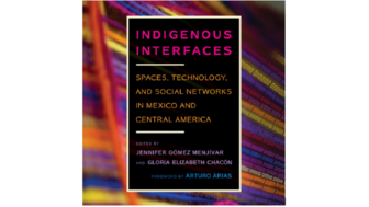 Cover of the book Indigenous Interfaces