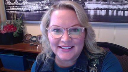 UMD Associate Professor Jolene Hyppa-Martin