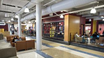 UMD's Kirby Student Center