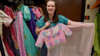 UMD student Leah Benson-Devine
