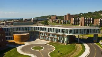 UMD's LSBE building