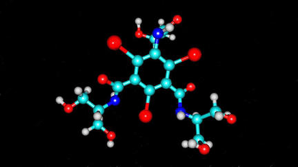 molecule art