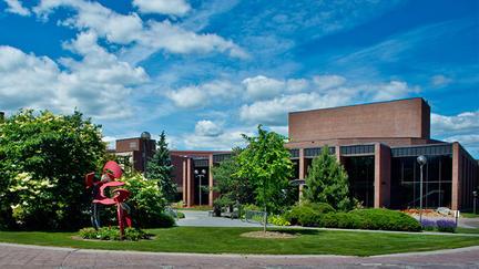 UMD's Marshall Performing Arts Center