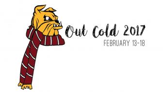 UMD Out Cold Logo