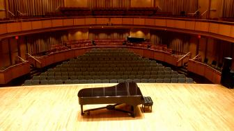 UMD's Weber Music Hall