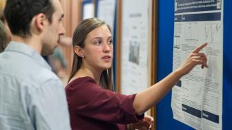 UMD's University Honors Capstone Presentations 2016