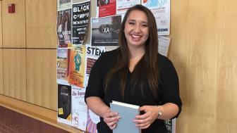 UMD student Samantha Woller