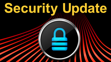 Text: Security Update