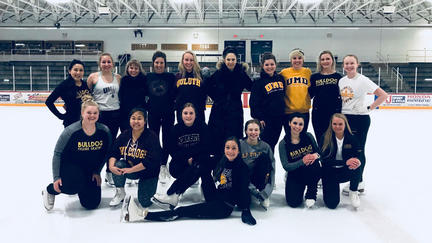 UMD Figure Skating Ice Show 2019
