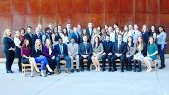 UMD Student Association members
