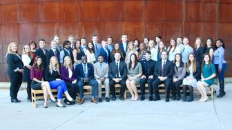 UMD's 2017 Student Association members