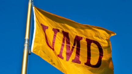 UMD Flag