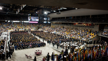 UMD 2018 Commencement