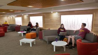 UMD's renovated Ven Den