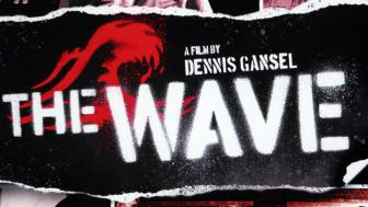 "Image from film ""The Wave"" poster"