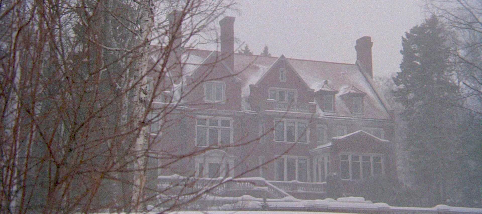 Glensheen in winter