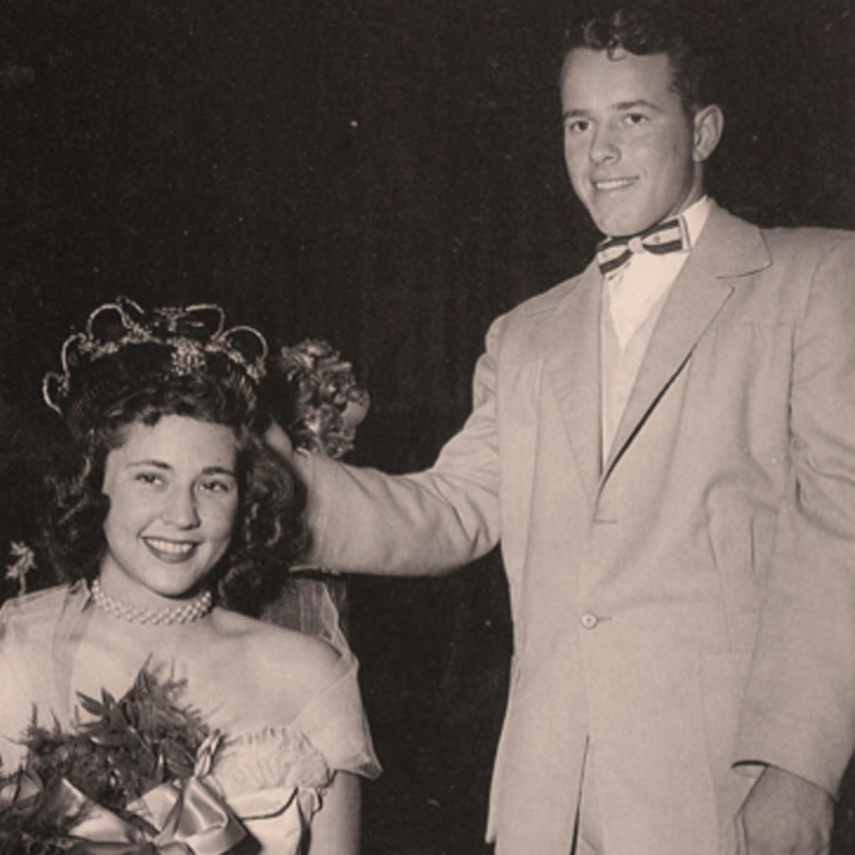 UMD Homecoming 1960