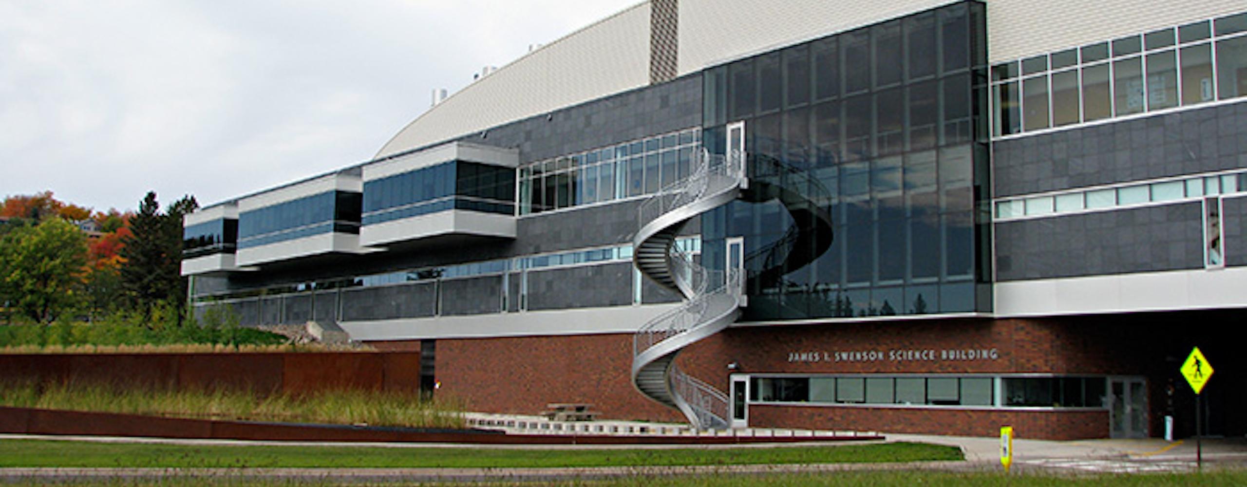 James I. Swenson Science Building